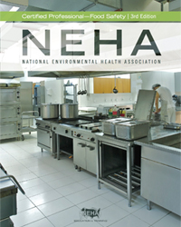 NEHA's (CP-FS) Manual (Third Edition) - Study Guide