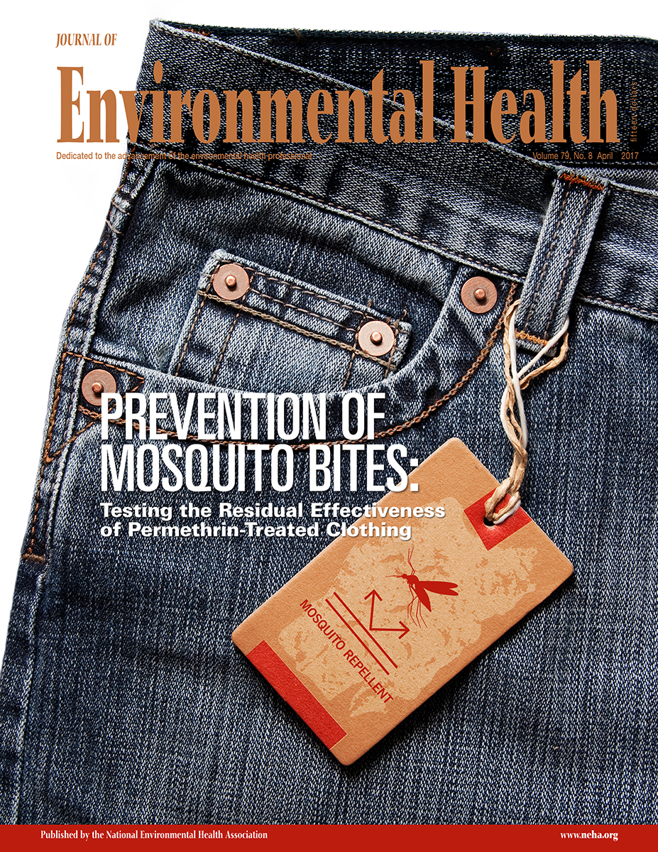 April 2017 issue of the Journal of Environmental Health (JEH)