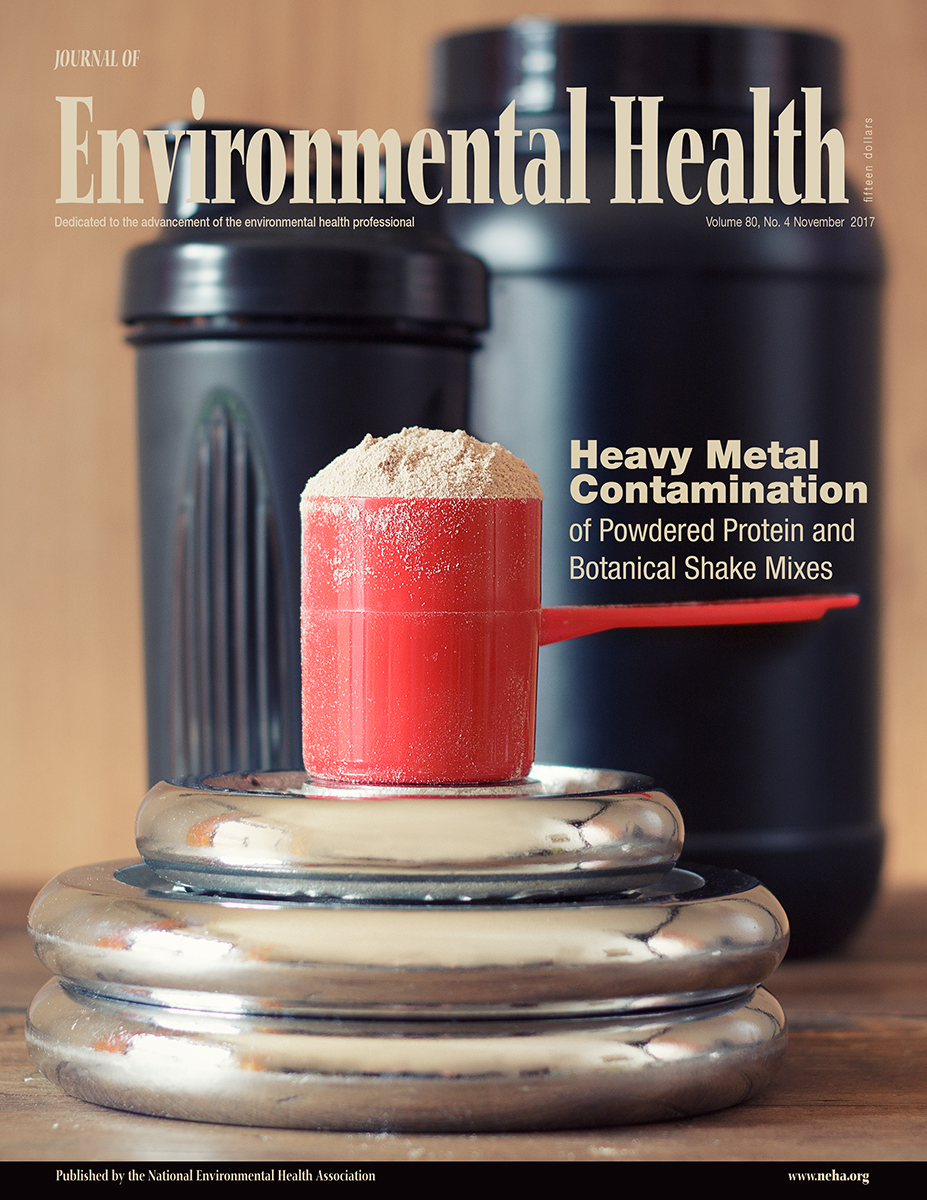 November 2017 Issue of the Journal of Environmental Health (JEH)