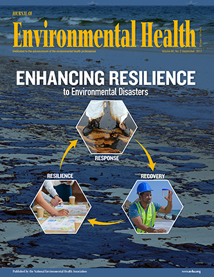 September 2017 Issue of the Journal of Environmental Health (JEH)