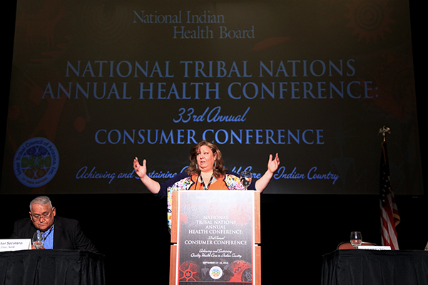 The National Indian Health Board's (NIHB), National Tribal Nations Annual Health Conference and 33rd Annual Consumer Conference