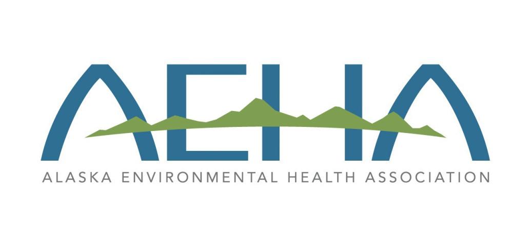 Alaska Environmental Health Association Logo